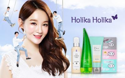 Holika Holika Promotion