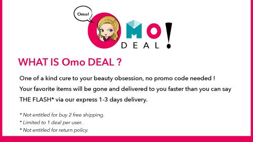 OMO Deal Popup