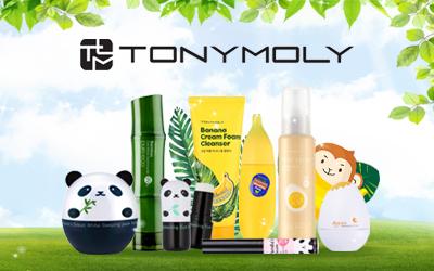Tony Moly Promotion