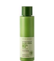 Nature Republic Soothing & Moisture ALOE VERA 80% Emulsion 160ml