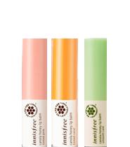 Innisfree Canola Honey Lip Balm 3.5g [3 Types To Choose]
