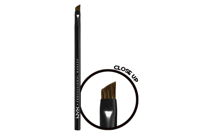 Pro Angled Eyeliner Brush by NYX Professional Makeup #22