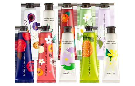 Innisfree - Jeju Series Hand Cream 30ml