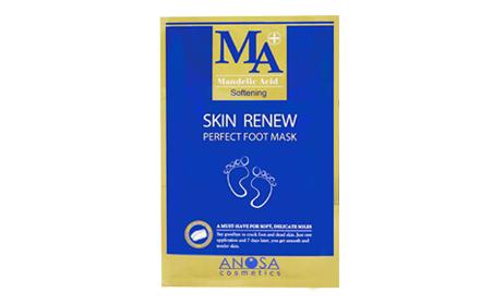 SHILL Mandelic Acid Softening Skin Renew Perfect Foot Mask [Per Pcs]