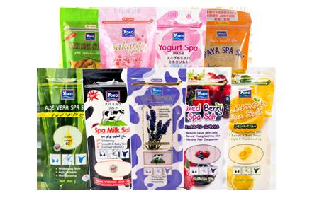 YOKO Spa Salt 300g [9 Types To Choose]