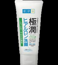Hada Labo 肌研 - Super Hyaluronic Acid Hydrating Face Wash 极润保湿洗面乳 100g